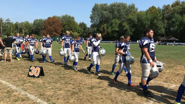 Erfolgreicher Start der U17 Jugendoberliga