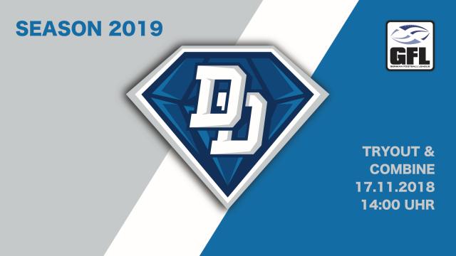 Herren GFL2 Team – Tryout & Combine für die Saison 2019