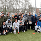 Lineman Camp Jugend mit Brandon Collier und Terence Campbell