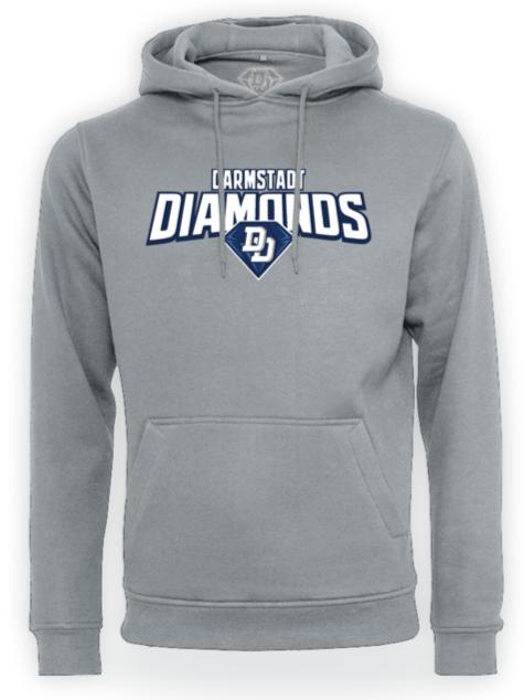 diamonds hoodie grau epic