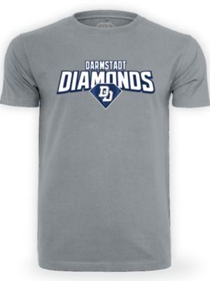 diamonds t-shirt grau epic