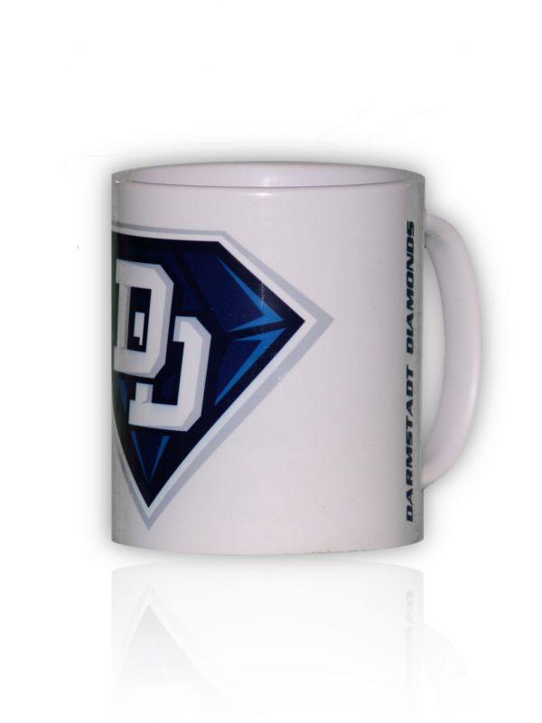 Tasse Diamonds Kaffee
