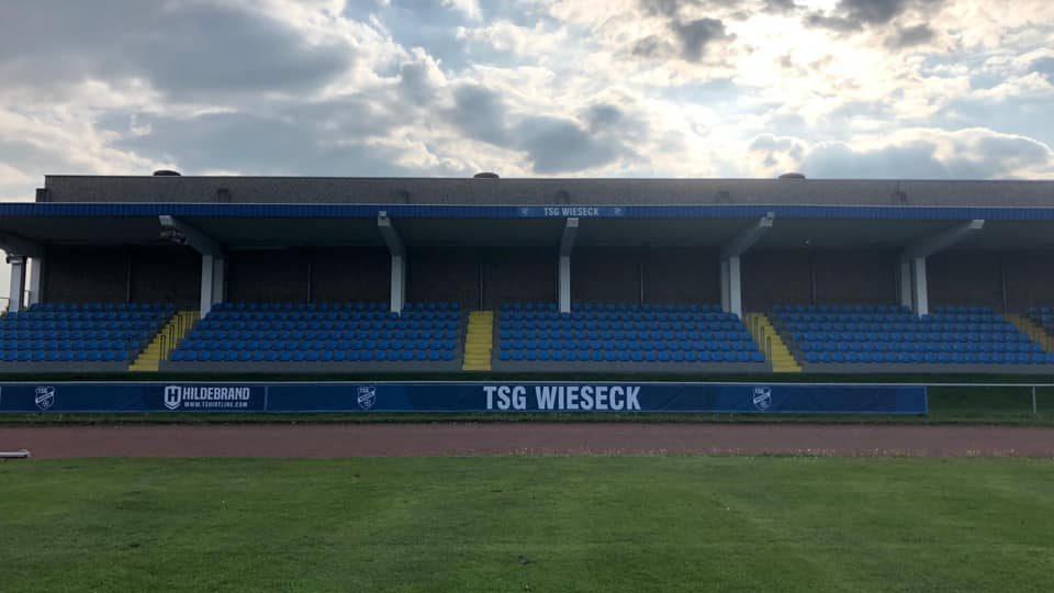 Stadion des TSG Wieseck