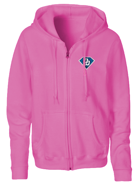 reputable site 2d54e 41628 Hoodie Zipper Sweaterjacke Ladies - verschiedene Farben