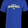 diamonds t-shirt herren royal epic