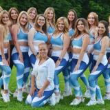 Darmstadt Diamonds Cheerleader Swedish Fall Teamwear