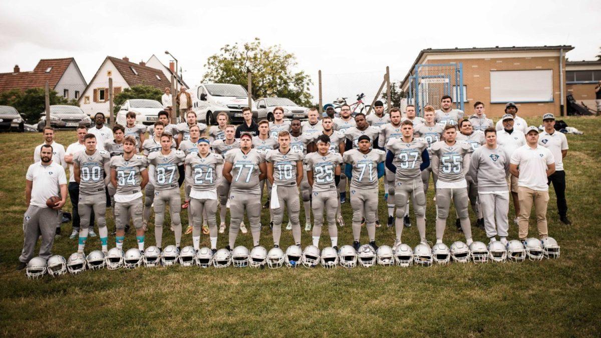 U19 Jugend GFL Junior Teamfoto
