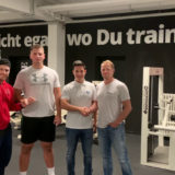 zentrum fuer athletik christian bugge partner boxing rhein main miles zietek