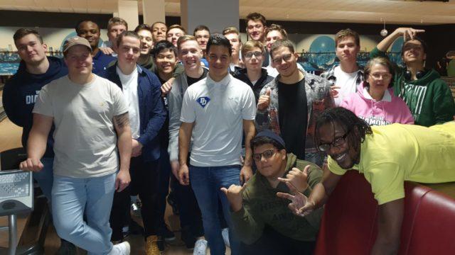 Bowling zum Jahresabschluss der U19 Jugend